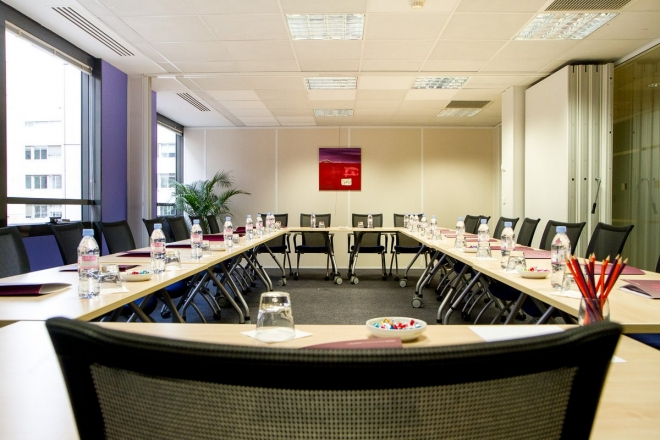 Emergence Boulogne big sizes meeting rooms !