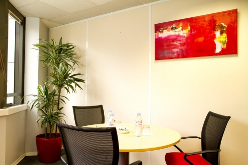 Interview rooms, Emergence Boulogne business center