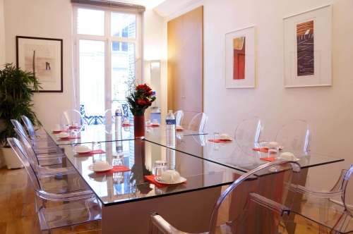 """Saint Emilion"" meeting room"