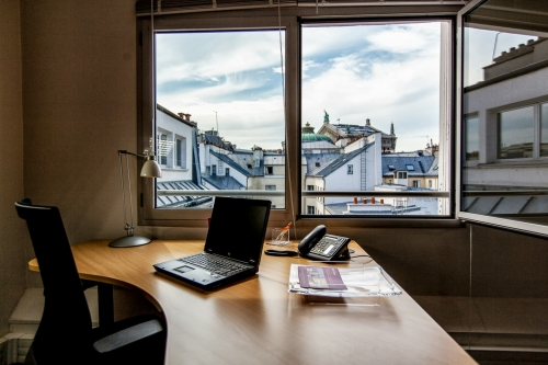 Fully equipped offices, Paris Opera Business center