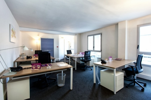 Co-working centre d'affaires Paris Opéra Emergence